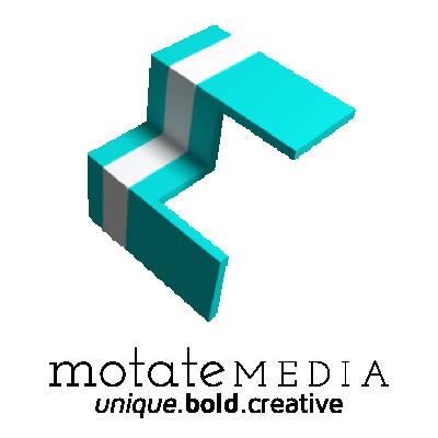 Motate Media logo